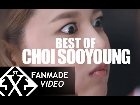 BEST OF CHOI SOOYOUNG