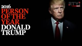 Журнал Time назвал Трампа «человеком года»