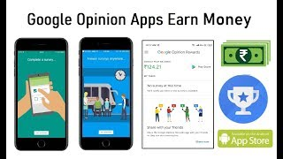 Google Opinion Rewards Apps Earn Money Free | How To Use Google Opinion Apps | Technical Web Support