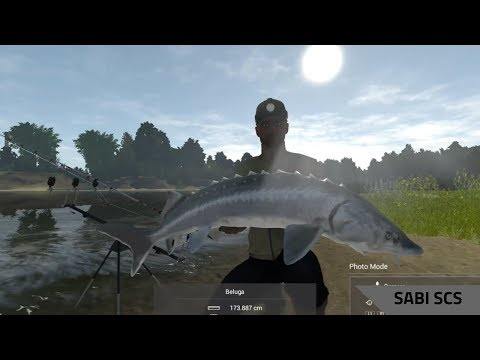 Fishing Planet - Bottom Fishing On Akhtuba River In RUSSIA