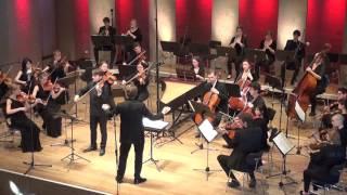Mozart Concerto for Violin and Orchstra D Major KV 218