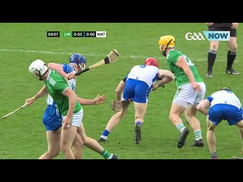 GAANOW 2020 GAA Hurling All-Ireland Final: Limerick v Waterford