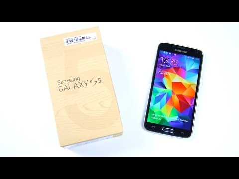 Unboxing: Samsung Galaxy S5 (Deutsch) | SwagTab
