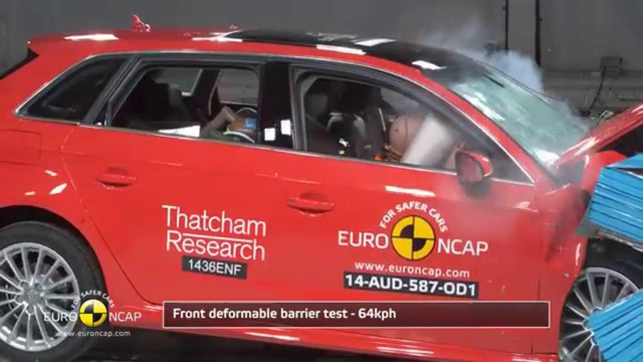 euro ncap crash test of audi a3 sportback e tron 2014. Black Bedroom Furniture Sets. Home Design Ideas