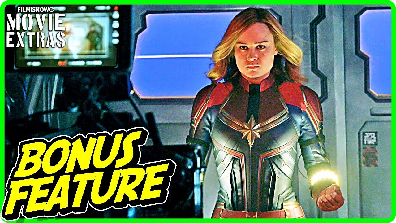 CAPTAIN MARVEL | We Need You Featurette [Digital/Blu-Ray/DVD 2019]