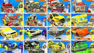 2018 Hot Wheels Q Case Short carded preview