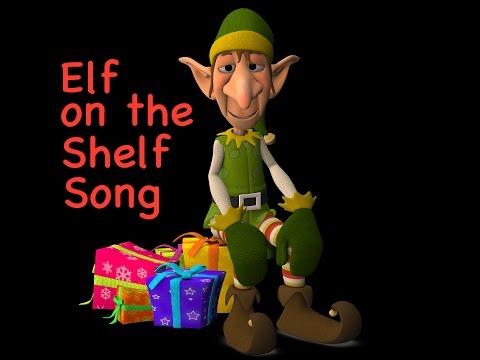ELF ON THE SHELF SONG - Christmas Kindie Rock