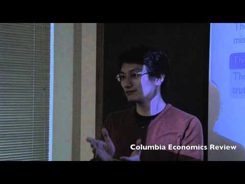 Columbia Economics Review: Prof. Kojima Lecture on Market Design