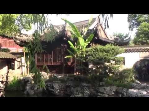 Shanghai Yu Yuan Garden- China Travel Video   China Shanghai Video Guide