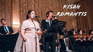 Kisah Romantis - Glenn Fredly | Cover by Music Avenue Entertainment