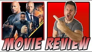 Hobbs & Shaw - Movie Review (A Fast & Furious Film)