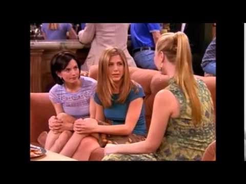 Friends - Rachel and Phoebe's hormones