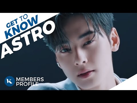 ASTRO (아스트로) Members Profile (Birth Names, Birth Dates, Positions etc..) [Get To Know K-Pop]