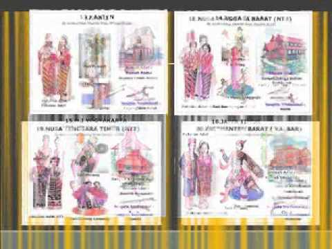 Aneka Ragam Budaya Indonesia Youtube