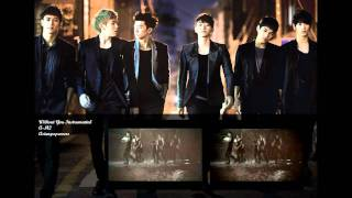 2pm Without You Instrumental