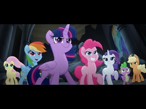My Little Pony: Princess of the Ponies (Trailer Parody)