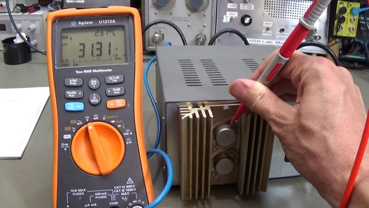 #99 HAM Tip: How to prevent a power supply killing your radio