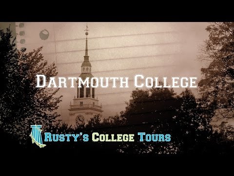 Dartmouth College Campus Tour (Hanover, NH)