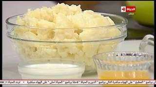 المطبخ | طريقة عمل بوريه البطاطس بالخضار مع الشيف أسماء مسلم
