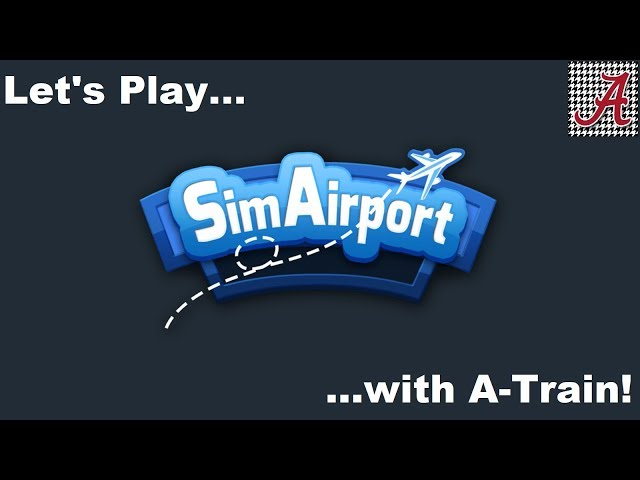 SimAirport Multi-Level Tutorial 4 - The Baggage System!