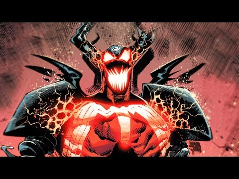 ХАЛКОВЕНОМ ПРОТИВ КАРНАЖА. Карнаж ПОГЛОТИЛ ВЕНОМА?  Absolute Carnage. Marvel Comics #9