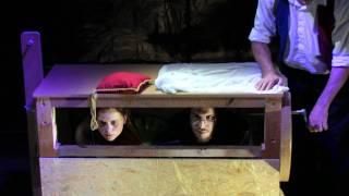 Teatr Arka - Edyta Stein. W pośpiechu do nieba - trailer
