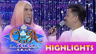 It's Showtime Miss Q & A: Vice Ganda plans to run as a President