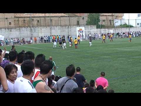 FINAL MUNDIALITO ZARAGOZA 2011 ECUADOR   COLOMBIA