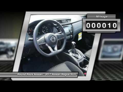 2017 Nissan Rogue Round Rock TX HP524238