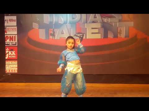 DDS Dance academy the India's talent 2018 1st cash  place  cahat MEERUT