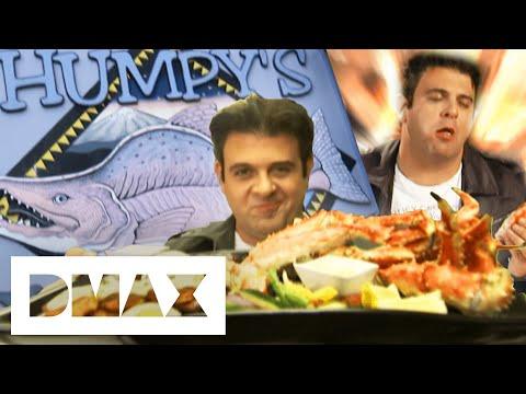 Adam VS The Kodiak Arrest Challenge | Man V Food