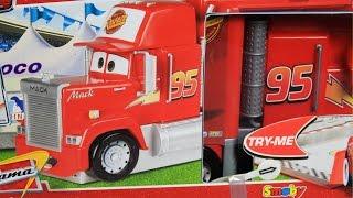Mack Truck / Maniek - Cars / Auta - Disney Pixar - Smoby - www.MegaDyskont.pl