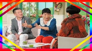 お笑い芸人のラッシャー板前と松尾伴内が、5日に放送されるテレビ朝日系...