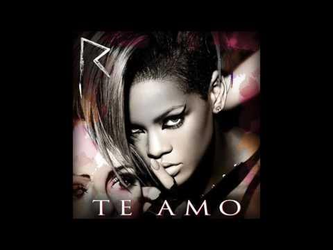Rihanna - Te Amo (Official Studio Acapella & Hidden Vocals/Instrumentals