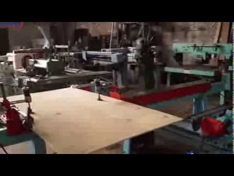 Sierra dimensionadora escuadradora maquinas para madera - Sierra para cortar madera ...