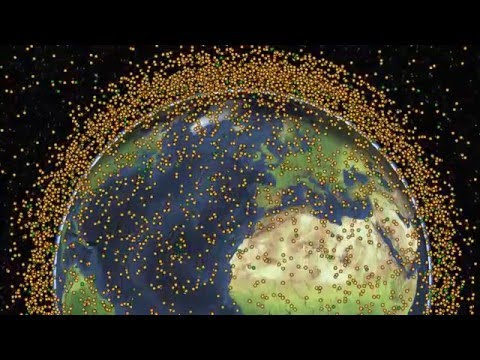 Do satellites ever collide?
