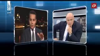 نزاع حاد بين غانم وجريصاتي