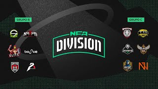 FREE FIRE - NFA DIVISION - GRUPO B x C - DIA 16 - #NFADIVISION​