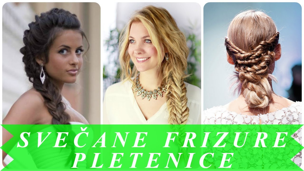 Moderne zenske frizure sa šiškama 2017 - YouTube  |Frizure Sa Figarom