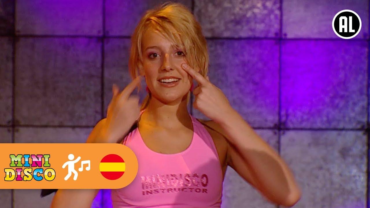Canciones Infantiles Baile Video Veo Veo Mini Disco Youtube