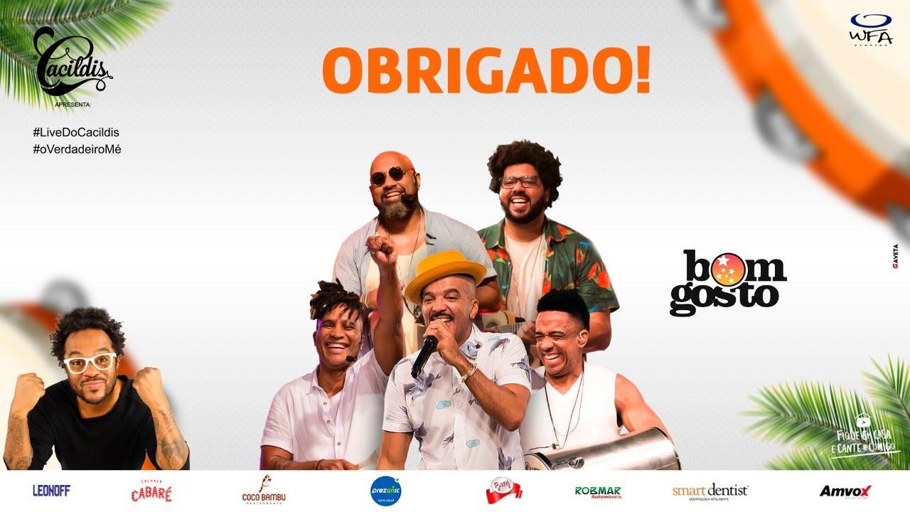 🔴  Live Bom Gosto | #HistóriadoBomGosto | #FiqueEmCasa e Cante #Comigo