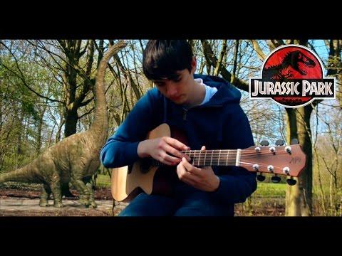 Jurassic Park Theme - Fingerstyle Guitar Cover