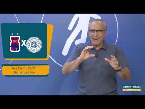 Palpites 35° Rodada Brasileirão Série B 2019