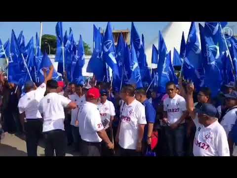 20,000 sambut Najib di Semporna