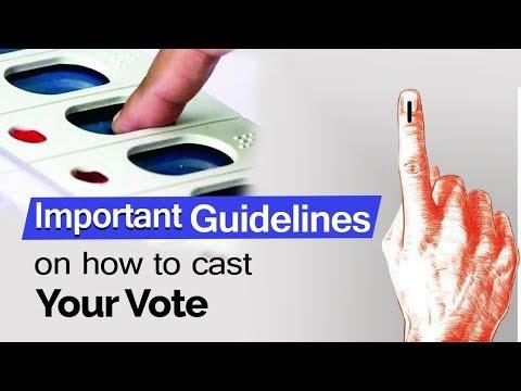 Elections 2019: Tamil Nadu CM K. Palaniswami queues up to vote