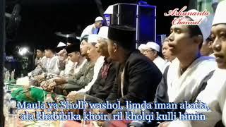 Adik Jilbab Ungu - Gus Azmi live Lamongan full lirik