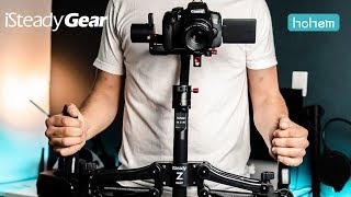 hohem iSteady Gear Z Kit DSLR Mirrorless Gimbal Stabilizer Dual Spring Handle