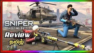 New Sniper Battle FPS : Gun Shooting Game Review in Tamil | Gaming Rockers screenshot 2