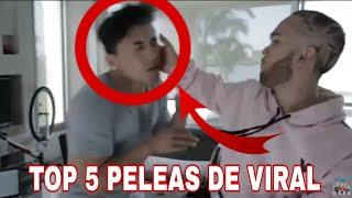 TOP #5 PELEAS DE VIRAL QUE TERMINARON MUY MAL.- detective wifi