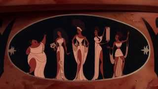 hercules intro opening scene and song the gospel truth blu ray hd